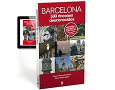 BARCELONA. 500 RINCONES DESCONOCIDOS