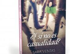 Llega la segunda novela de Sara Ventas