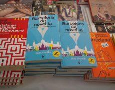"""Èxit de """"Barcelona de novel·la"""", que reeditem per Sant Jordi"""