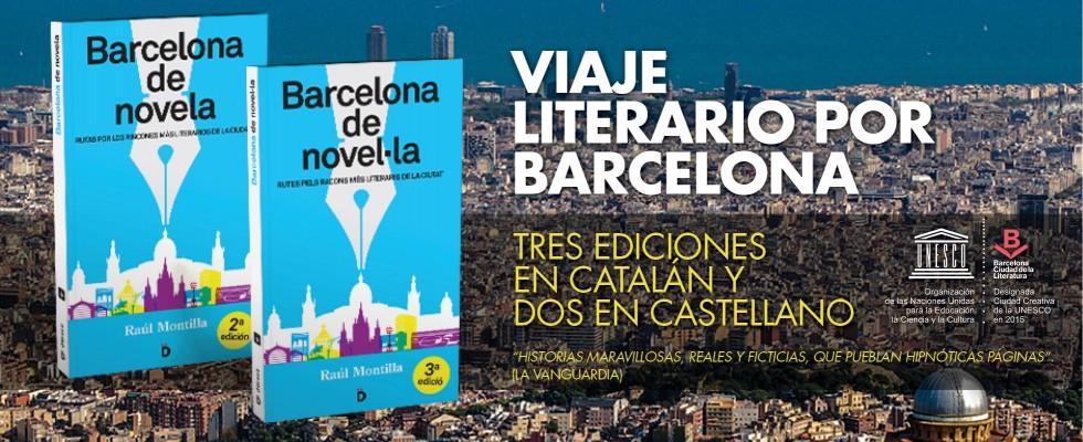 Barcelona de novela 3 edicion