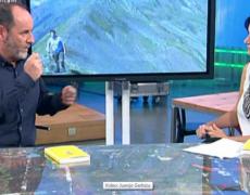 Juanjo Garbizu en La Aventura del Saber