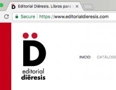 Compra nuestros libros con seguridad en editorialdieresis.com